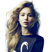 Jennifer Lawrence Transparent PNG Image