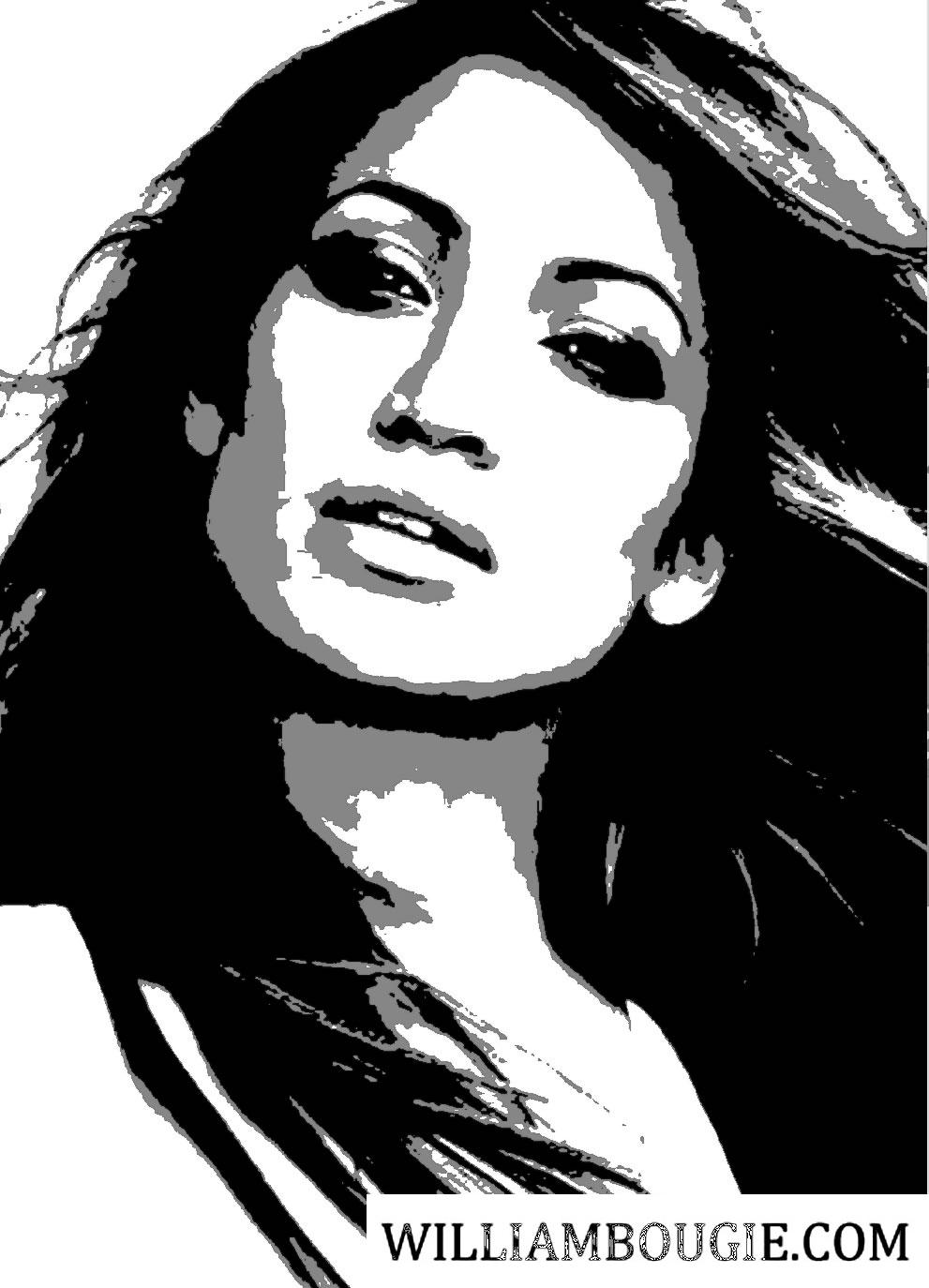 Jennifer Lopez Clipart-Clipartlook.com-991