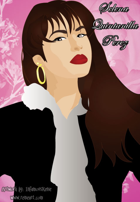 Jennifer Lopez u0026 Selena Quintanilla images SELENA DRAWING wallpaper and  background photos