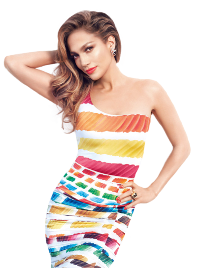 Jennifer Lopez Transparent PNG