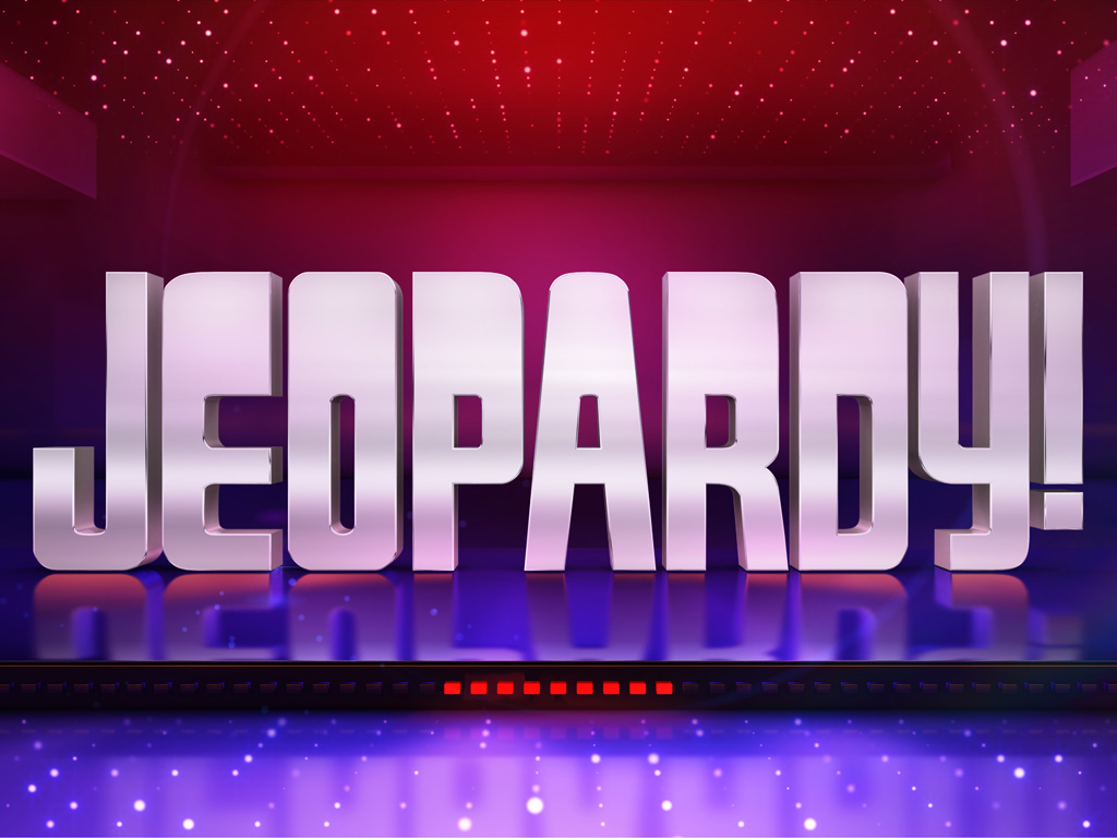 Jeopardy Sound Clip & Look At Clip Art Images - ClipartLook