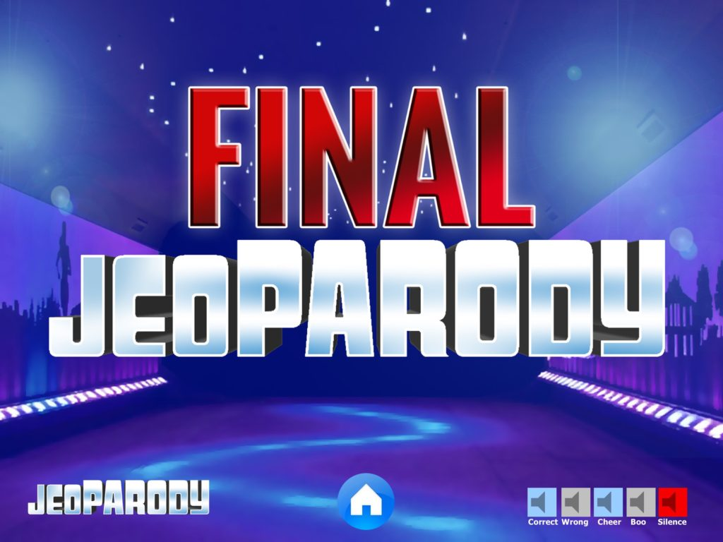 jeopardy template with sound jeopardy sound clip