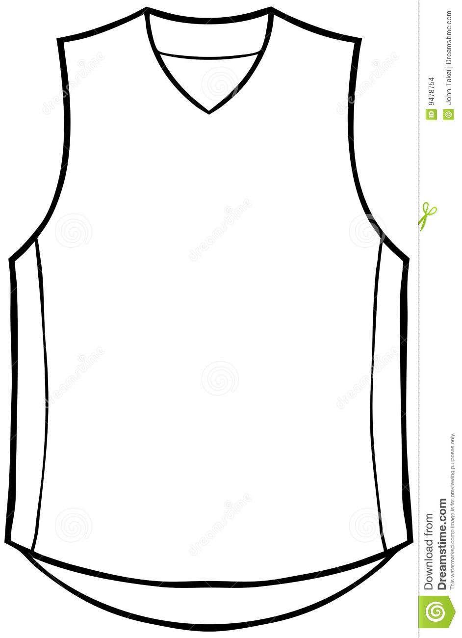 667e76d607d Basketball Jersey Clipart & Look At Clip Art Images - ClipartLook