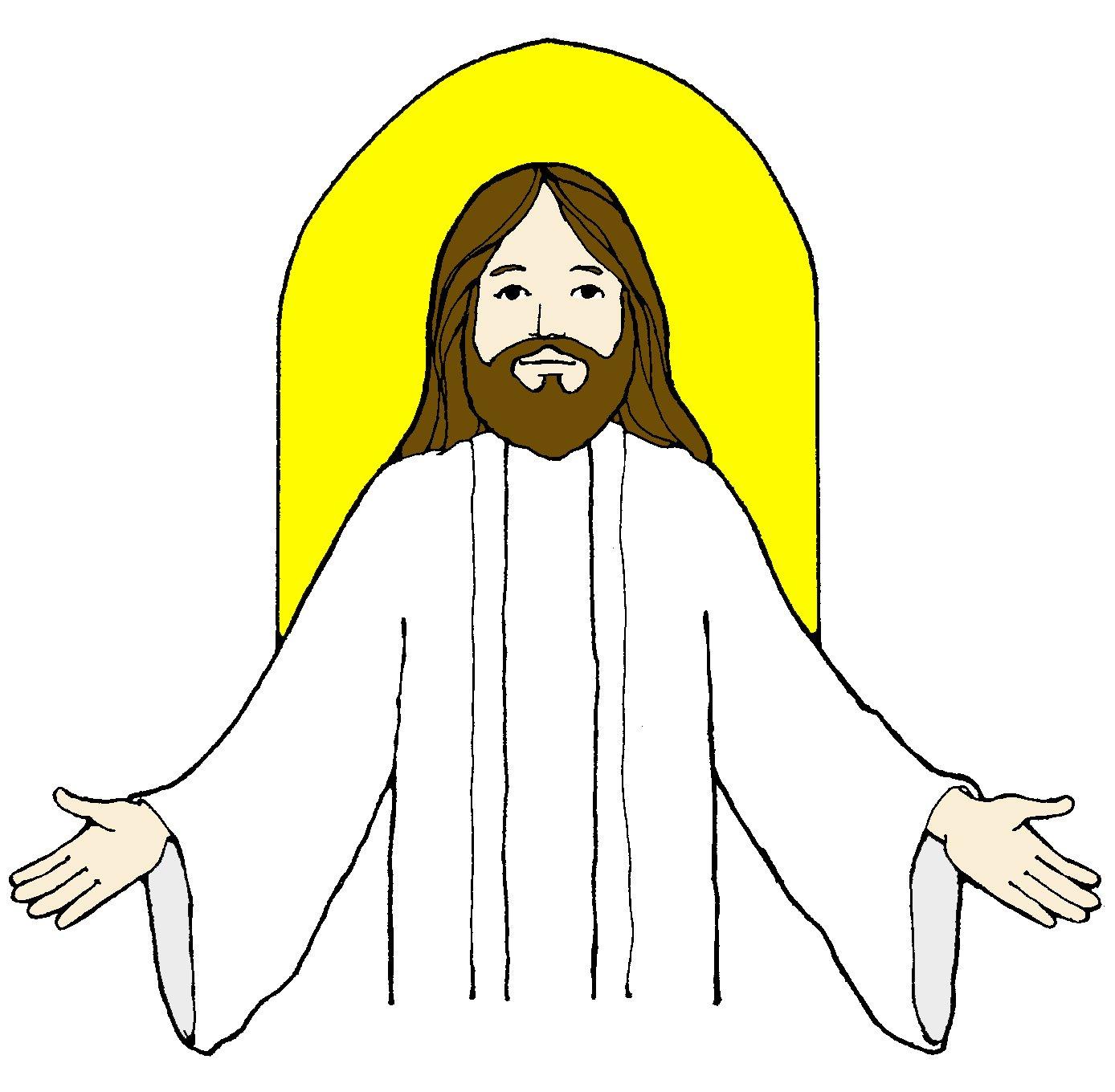 Jesus Clip Art