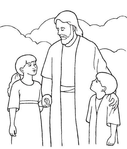 Jesus With Children-Jesus With Children-9