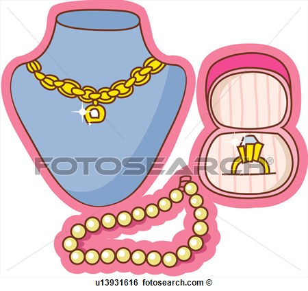 Jewelry Clip Art Free Download .