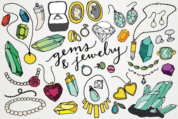 jewelry clip art Gallery