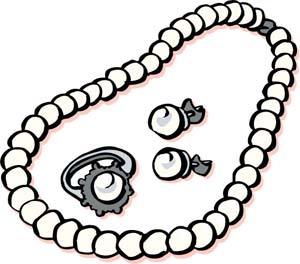 Jewelry Clip Art