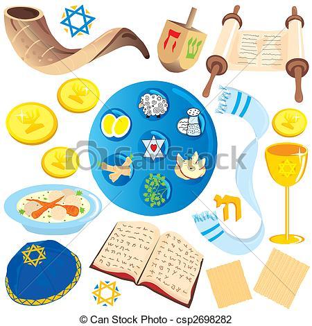 ... jewish clip art icons and - Jewish Clipart