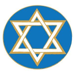 Jewish Star Clip Art