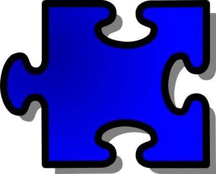 Jigsaw Puzzle Piece Clip Art