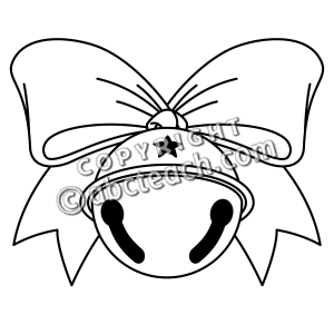 Jingle Bells Clip Art | Of 1 Clip Art Ji-Jingle Bells Clip Art | of 1 clip art jingle bell 1 b w jingle bell clip art  in black | sleigh painted | Pinterest | Seasons, December and Holiday-15