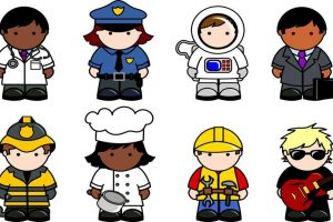 different jobs clipart 12