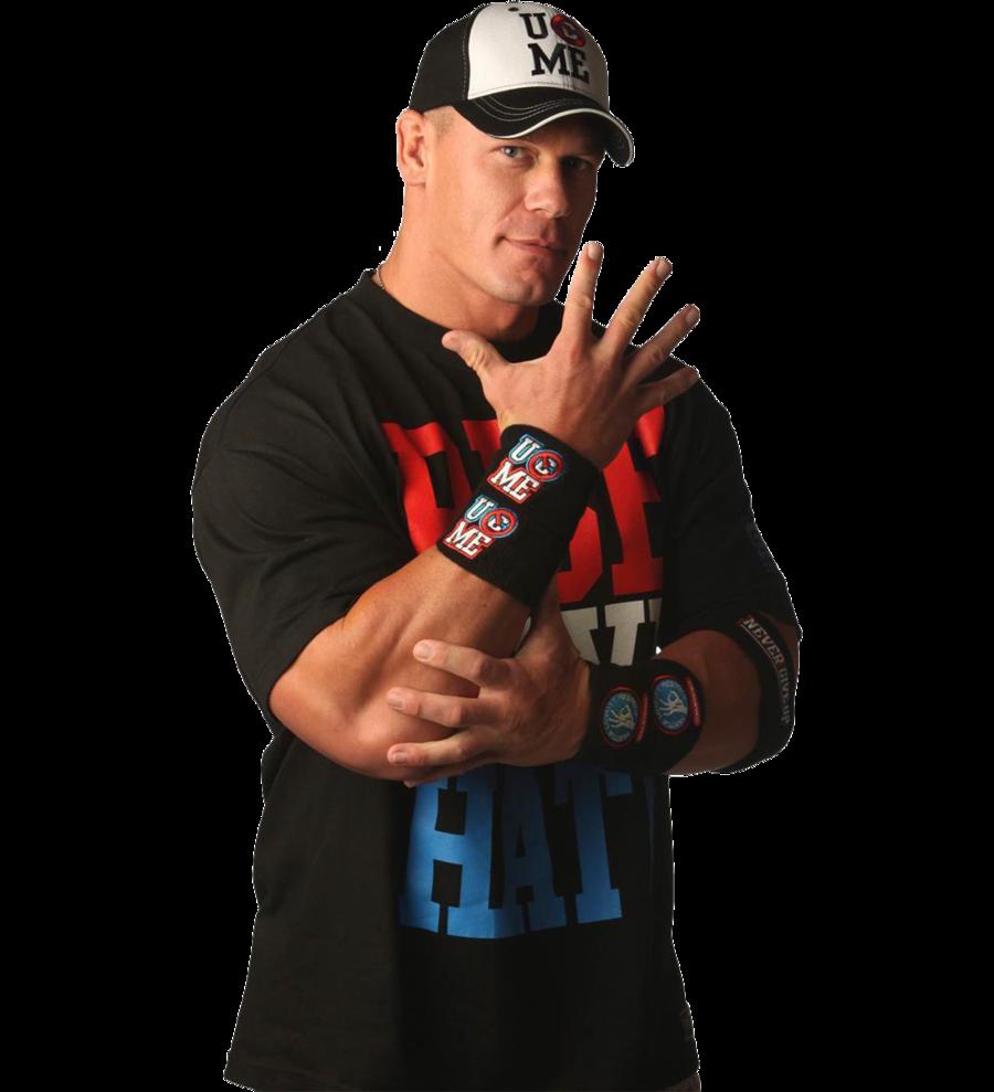 John Cena Transparent Png PNG Image