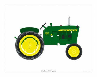 john deere clipart · tractors .