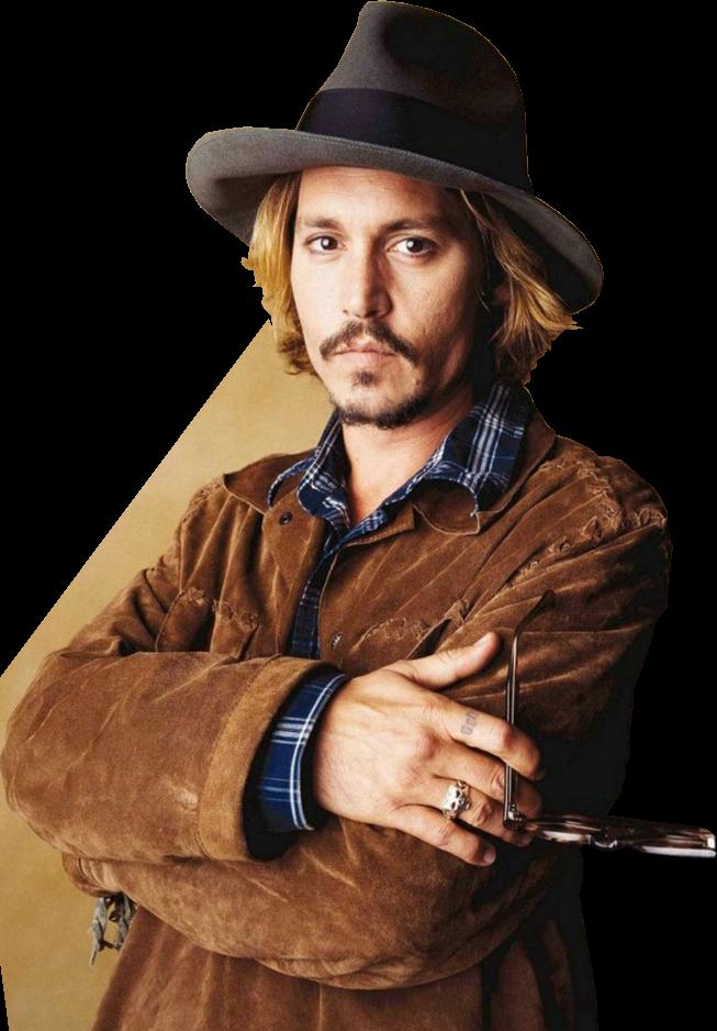 Download PNG image - Johnny Depp Clipart 471
