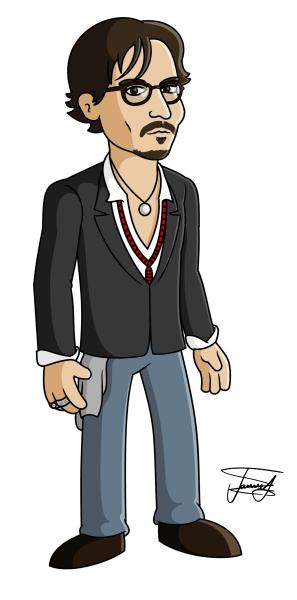 Johnny-Depp-Cartoon-Caricature-Johnny-Depp-Cartoon-Caricature-3