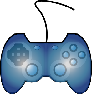 Joypad Game Controller Clip Art-Joypad Game Controller Clip Art-18