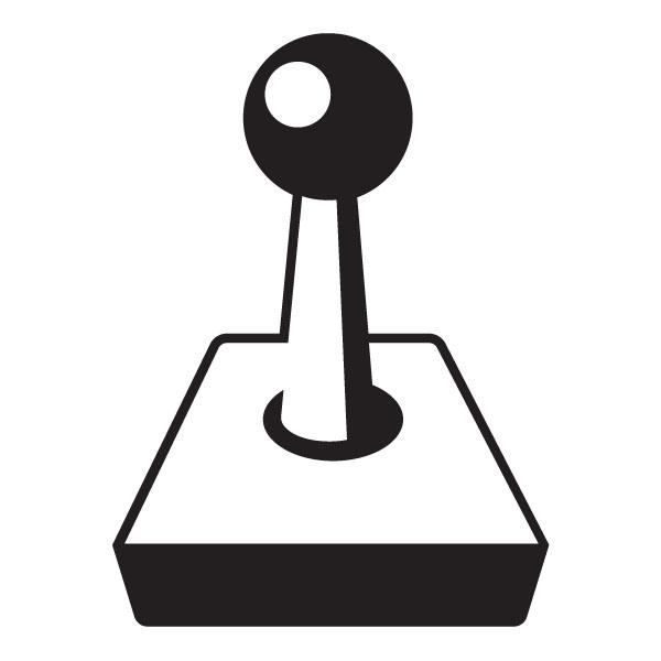 Joystick Clipart-Clipartlook.com-600