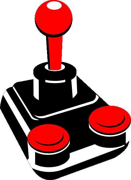 . ClipartLook.com free vector Retro Joys-. ClipartLook.com free vector Retro Joystick clip art-4