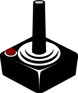 Joystick Clip Art