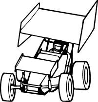 jrg media sprint car clip