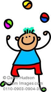 Juggling Clipart