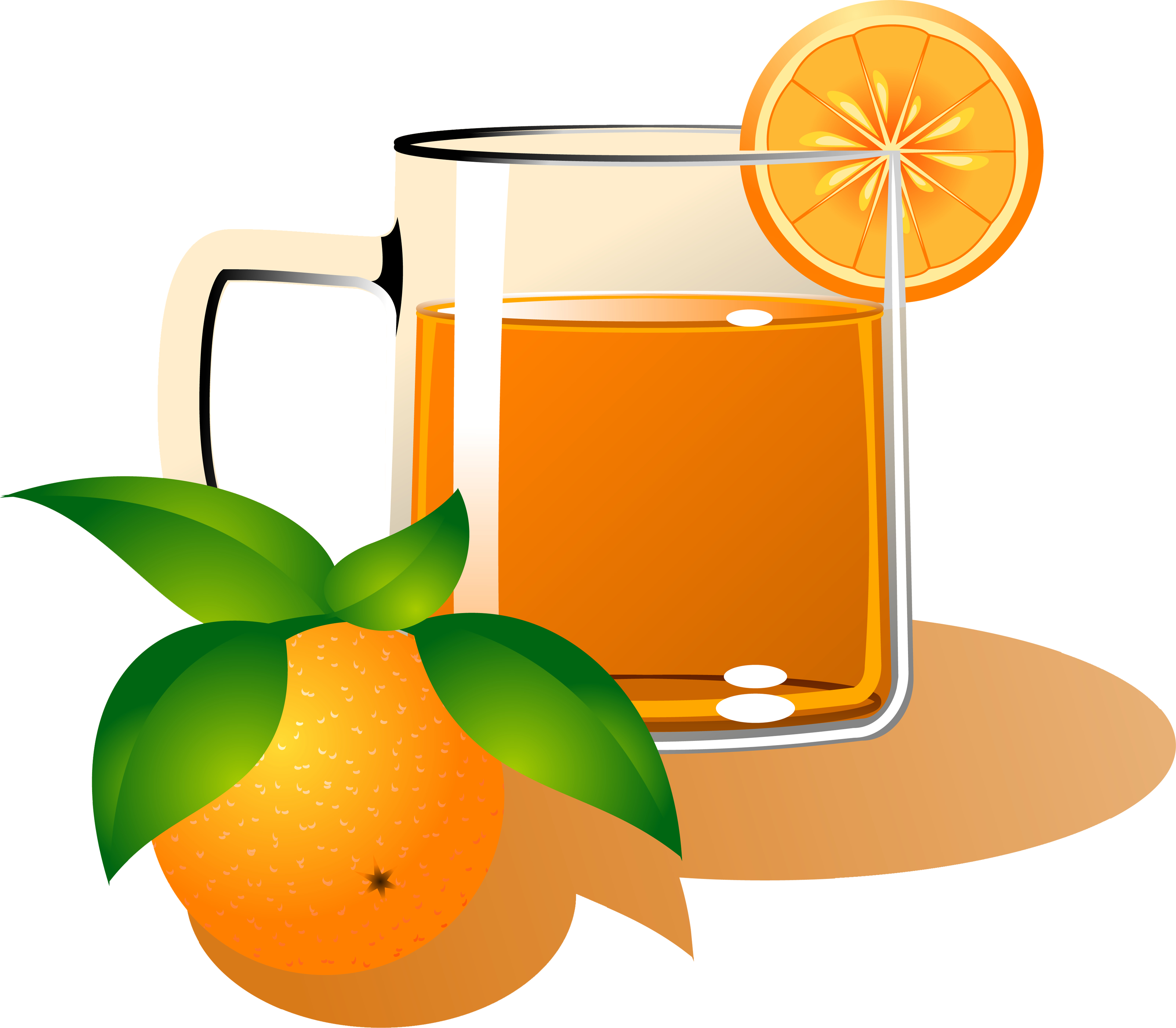 Juice Clipart-Clipartlook.com-3204