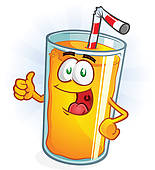 Fruit Juice Clipart #1
