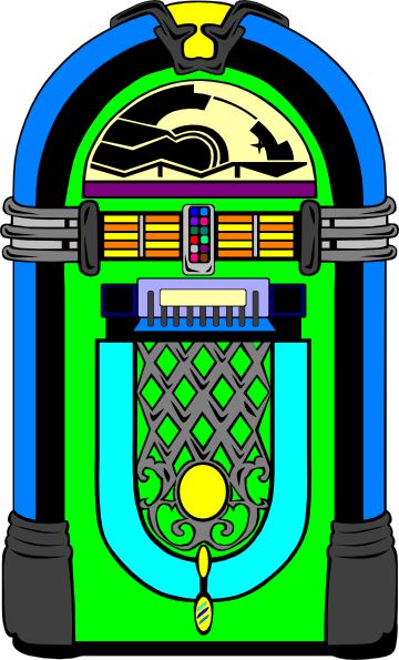 Jukebox Clip Art Pictures To Like Or Share On Facebook