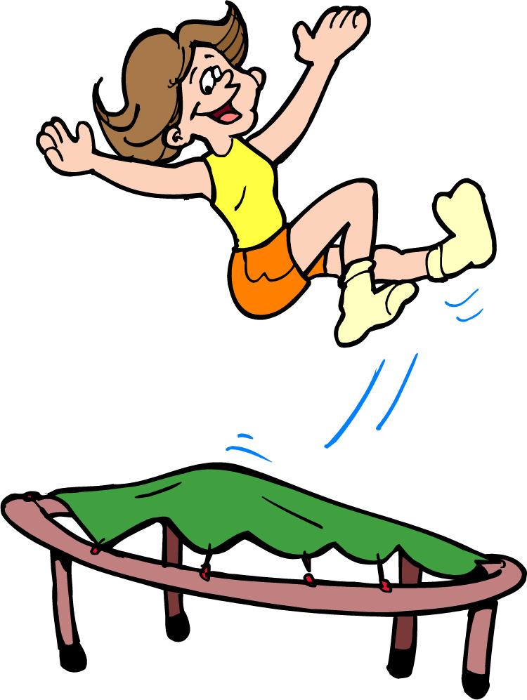 Jump Cartoon