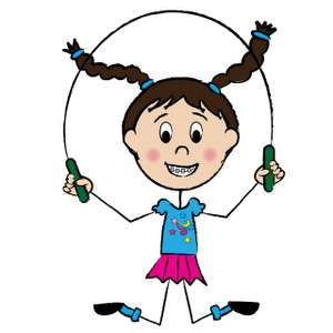 Jump Rope Clip Art Clipart Best