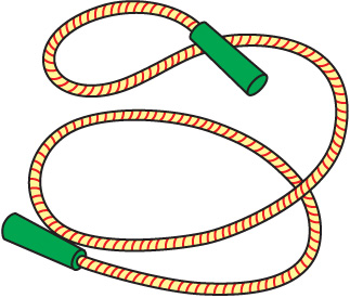 Jump Rope Clip Art