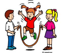 jump rope ...