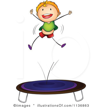 Jumping clipart - ClipartFest