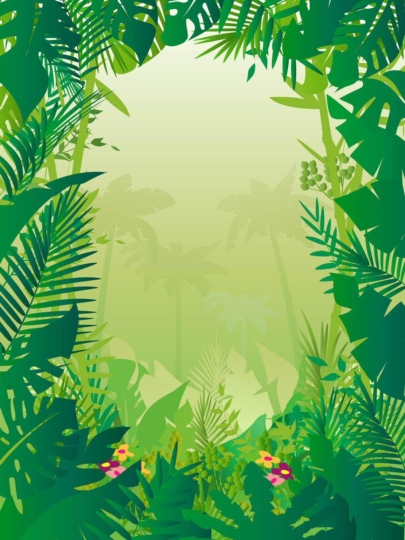 jungle clipart-jungle clipart-2
