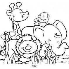 Jungle Animal Friends-Jungle Animal Friends-7