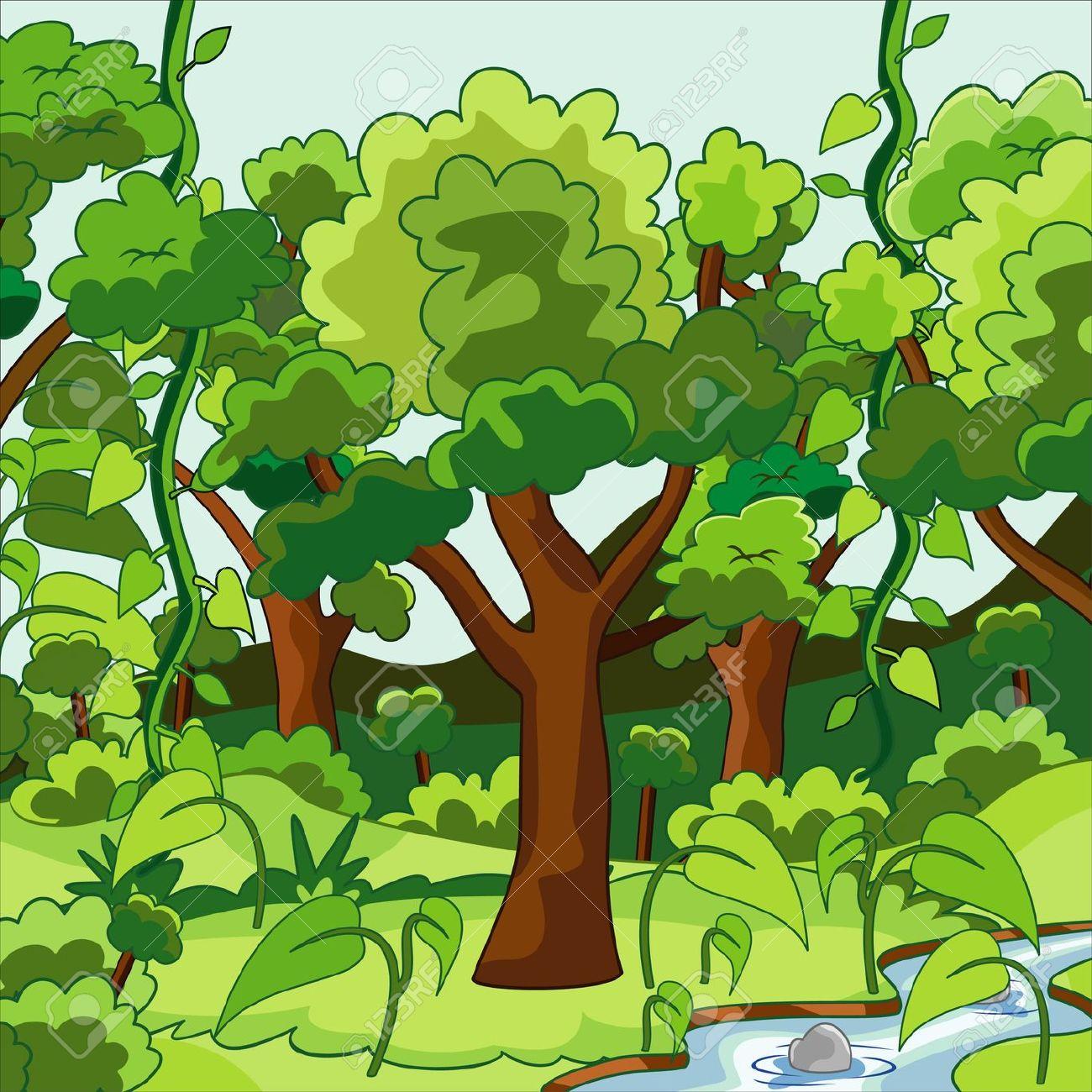 Jungle Clip Art Free Downloads