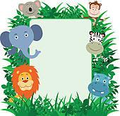 Jungle Clip Art-Jungle Clip Art-1