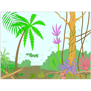 Jungle Clipart Cliparts Of Jungle Free D-Jungle Clipart Cliparts Of Jungle Free Download Wmf Eps Emf u0026middot; «-14