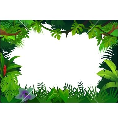 Free Jungle Border Clipart Jungle Border Clipart Related - Clipart Suggest