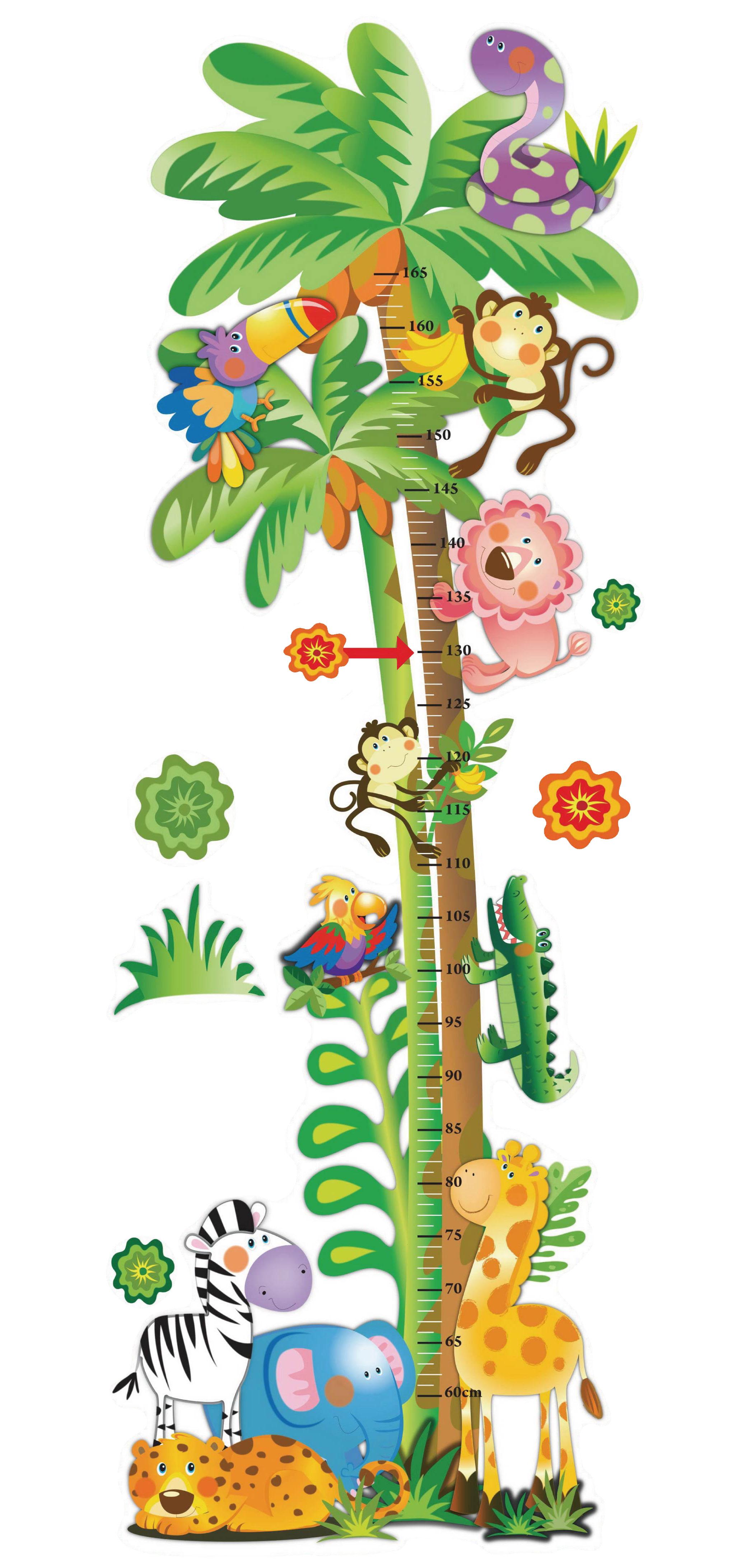 Jungle Theme Height Measurer-Jungle Theme Height Measurer-8
