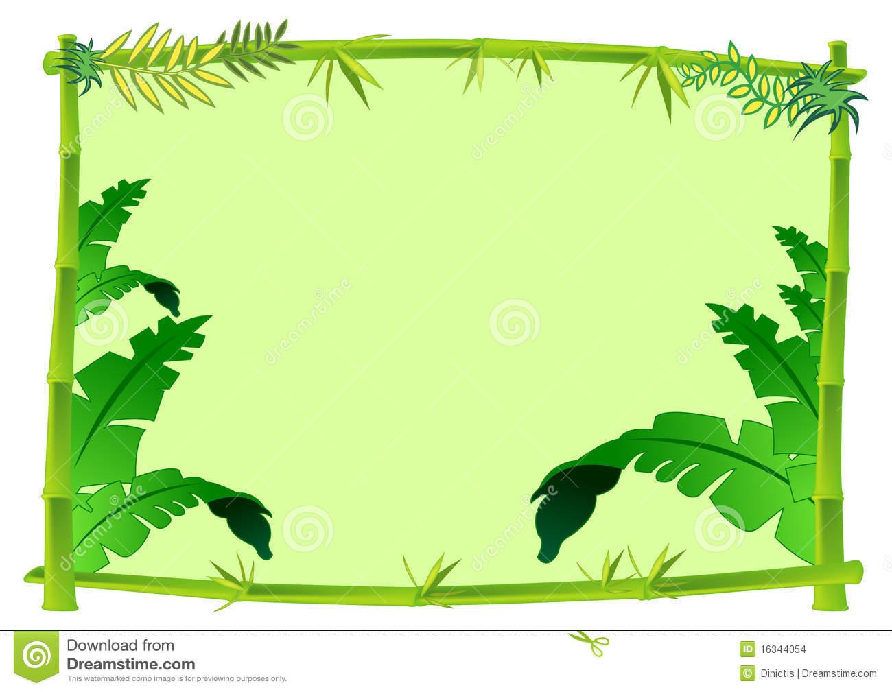 Jungle Trees Clip Art-Jungle Trees Clip Art-18