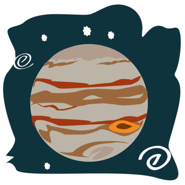 Jupiter clip art - ClipartFest