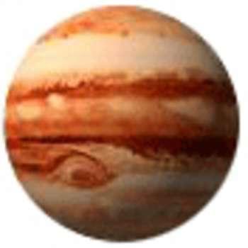 Jupiter Planet Clipart