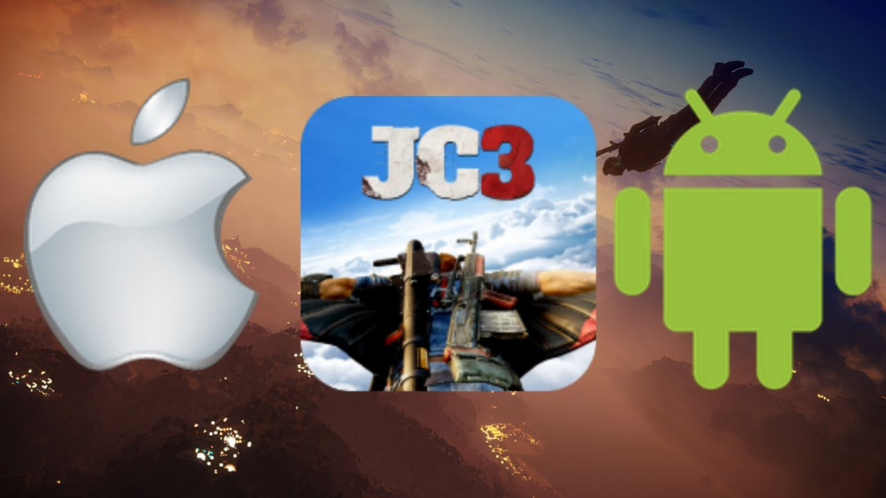 Just Cause 3 app : ios/androi - Just Cause Clipart