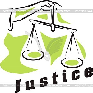 Justice Clip Art