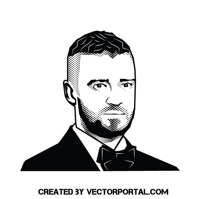 Singer Justin Timberlake | ИЗВЕСТ�-Singer Justin Timberlake | ИЗВЕСТНЫЕ ЛЮДИ СИЛУЭТ | Pinterest | Justin  timberlake, Free vector images and Clip art-17