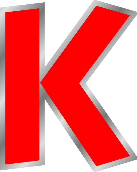 K Clipart. Letter K Clipart-K Clipart. Letter K Clipart-17