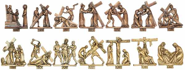K379 Stations of the Cross K379 Stations of the Cross